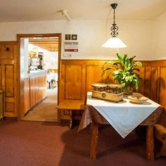 Отель Silbergasser Горнолыжный курорт Ортлер сауна