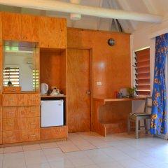 Отель Daku Resort Савусаву удобства в номере