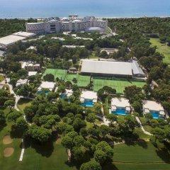 Отель Kaya Palazzo Golf Resort балкон