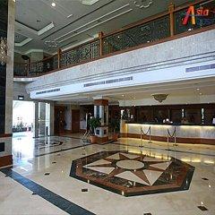 Mulia Hotel интерьер отеля