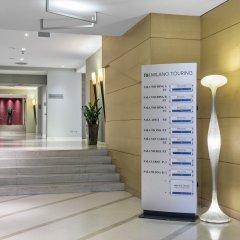 Отель NH Milano Touring спа фото 2