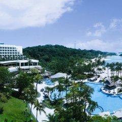 Отель Shangri-Las Rasa Sentosa Resort & Spa пляж фото 2
