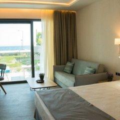 Апартаменты Costa Domus Blue Luxury Apartments комната для гостей фото 5