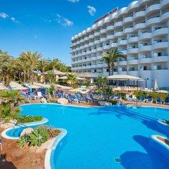 Отель Hipotels Hipocampo Playa бассейн фото 2
