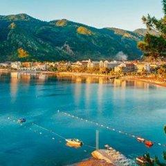 Navy Hotel Турция, Мармарис - 4 отзыва об отеле, цены и фото номеров - забронировать отель Navy Hotel онлайн приотельная территория