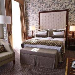 Отель Steigenberger Parkhotel Düsseldorf комната для гостей фото 4