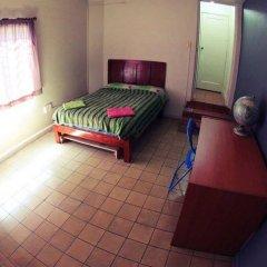 Отель Blue Pepper Hostel & Bar Мексика, Гвадалахара - отзывы, цены и фото номеров - забронировать отель Blue Pepper Hostel & Bar онлайн комната для гостей фото 4