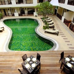 Отель Surin Gate бассейн фото 3