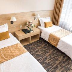 Гостиница Малахит 3* Стандартный номер с разными типами кроватей фото 14