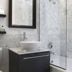 Отель Eurostars Wall Street США, Нью-Йорк - отзывы, цены и фото номеров - забронировать отель Eurostars Wall Street онлайн ванная фото 2