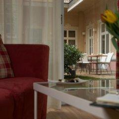 Отель Mamaison Residence Izabella Budapest комната для гостей фото 5