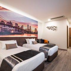 Manhattan Bangkok Hotel Бангкок комната для гостей