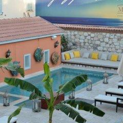 Marge Hotel Турция, Чешме - отзывы, цены и фото номеров - забронировать отель Marge Hotel онлайн бассейн фото 3