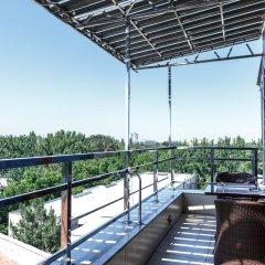 Смарт Отель Бишкек балкон