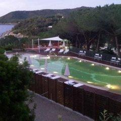 Hotel Valle Verde Проччио бассейн фото 2