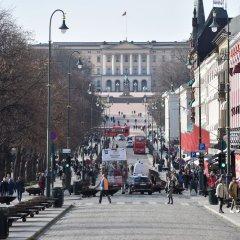 Отель Smarthotel Oslo Норвегия, Осло - 1 отзыв об отеле, цены и фото номеров - забронировать отель Smarthotel Oslo онлайн фото 5