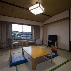 Отель Kyukamura Ohmi-Hachiman Омихатиман комната для гостей фото 2