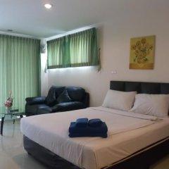 Отель The Paradise Residence Condo 1 Таиланд, Паттайя - отзывы, цены и фото номеров - забронировать отель The Paradise Residence Condo 1 онлайн комната для гостей фото 5