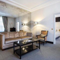 Отель Castille Paris - Starhotels Collezione Франция, Париж - 4 отзыва об отеле, цены и фото номеров - забронировать отель Castille Paris - Starhotels Collezione онлайн комната для гостей фото 3