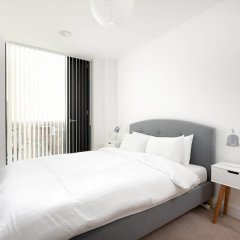 Отель Modern 2 bed for 4 Guests - 15 Mins to LDN Bridge! комната для гостей фото 4