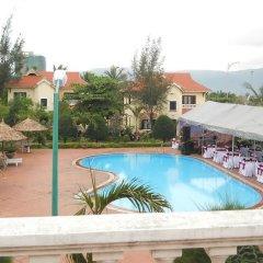 Tourane Hotel балкон