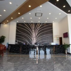 Отель Thank You Inn Foshan Wanhua интерьер отеля