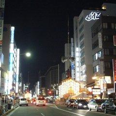 Отель Elitz INN Shijo Karasuma фото 2