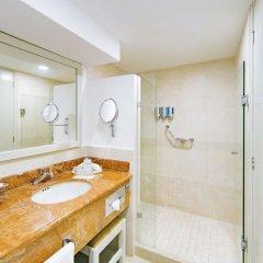 Отель Occidental Costa Cancún All Inclusive Мексика, Канкун - 12 отзывов об отеле, цены и фото номеров - забронировать отель Occidental Costa Cancún All Inclusive онлайн ванная фото 2