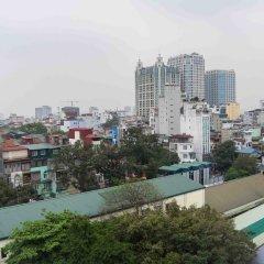 Отель Cherry Hotel 1 Вьетнам, Ханой - отзывы, цены и фото номеров - забронировать отель Cherry Hotel 1 онлайн балкон