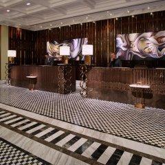 Отель Waldorf Astoria Dubai International Financial Centre гостиничный бар