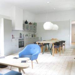 Апартаменты Luxury Apartment in Copenhagen 1185-1 комната для гостей фото 3