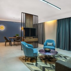Отель Holiday International Sharjah ОАЭ, Шарджа - 5 отзывов об отеле, цены и фото номеров - забронировать отель Holiday International Sharjah онлайн фото 10