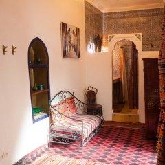 Отель Riad Tiziri Марокко, Марракеш - отзывы, цены и фото номеров - забронировать отель Riad Tiziri онлайн интерьер отеля фото 2