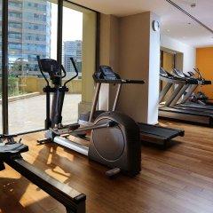 Ramada Hotel & Suites by Wyndham JBR фитнесс-зал фото 2
