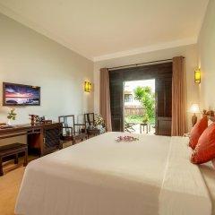 Отель Hoi An Beach Resort комната для гостей фото 2