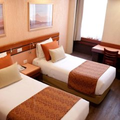 Отель Marlowe Мексика, Мехико - 1 отзыв об отеле, цены и фото номеров - забронировать отель Marlowe онлайн комната для гостей
