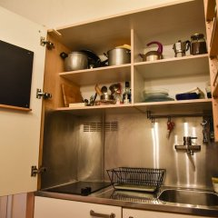 Апартаменты Stylish apartment in central Rome в номере