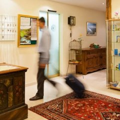 Отель Aster Италия, Меран - отзывы, цены и фото номеров - забронировать отель Aster онлайн интерьер отеля фото 2