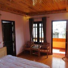 May Nui Sa Pa Hostel Шапа комната для гостей фото 3