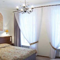 Трезини Арт-отель 4* Стандартный номер с двуспальной кроватью фото 8