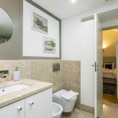 Апартаменты LxWay Apartments Praça da Figueira Лиссабон ванная