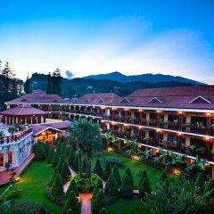 Отель Victoria Sapa Resort & Spa Шапа фото 5