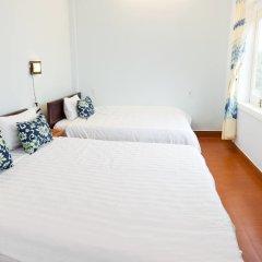 Отель Tan Thanh Beach Villa комната для гостей фото 3