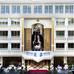 Отель Elysium Thermal спортивное сооружение