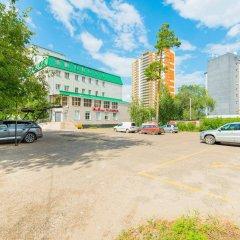 Отель Мон Плезир Казань парковка
