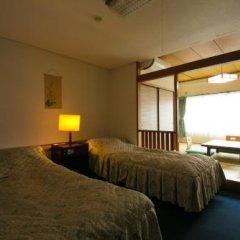 Отель Kinosato Yamanoyu Япония, Минамиогуни - отзывы, цены и фото номеров - забронировать отель Kinosato Yamanoyu онлайн комната для гостей фото 5