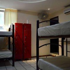 Отель Hostel Che Мексика, Плая-дель-Кармен - отзывы, цены и фото номеров - забронировать отель Hostel Che онлайн комната для гостей фото 2