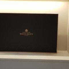 Отель Trafalgar Boutique Лондон сейф в номере