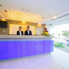 Отель Calm Seas Нячанг интерьер отеля фото 2