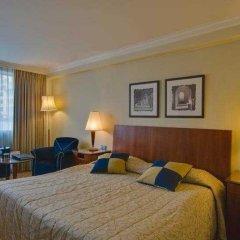 Отель Crowne Plaza Europa Брюссель комната для гостей